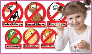 Study Finds Children More Likely To Experience Severe Allergic Reactions
